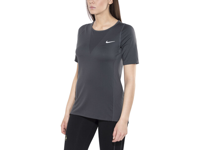 Nike Zonal Cooling SS Top Women black